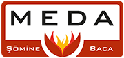 Meda Şömine – 444 63 32 Logo